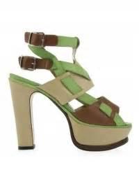 Eley Kishimoto Cut Out Court Shoe by Vintage Fashion Style Trend