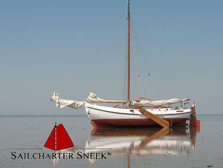 platbodem charter sailcharter friesland