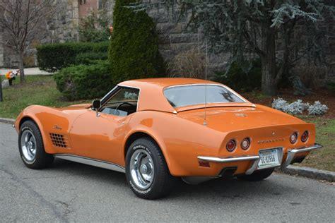 1972 corvette price 1972 chevrolet corvette stingray