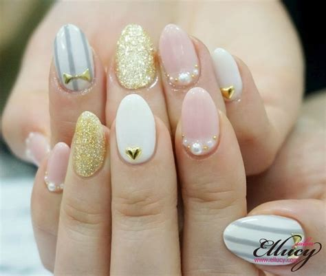 Artwork Nails by 17 Best Images About Ellucy Nail On Gold