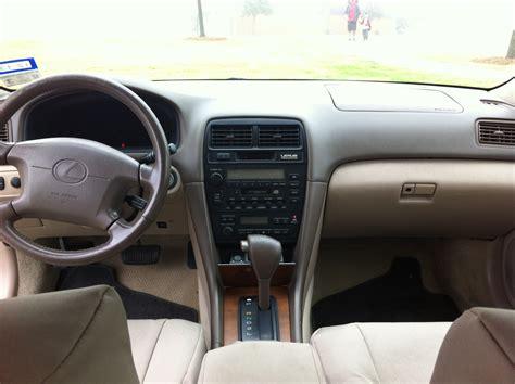 1999 Lexus Gs300 Interior by 1999 Lexus Es 300 Interior Pictures Cargurus