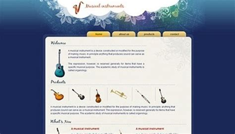 Muddassir Khanani 30 Best Free Dreamweaver Templates Dreamweaver Email Templates Free