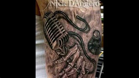 best of 3d best 3d tattoos 2015
