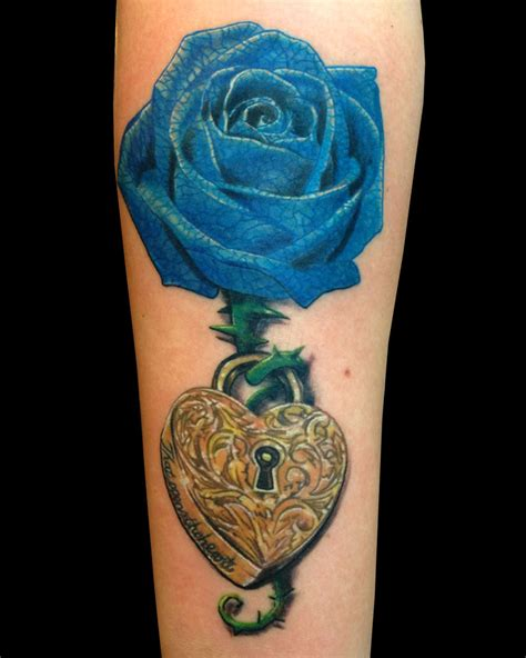 meaning of a blue rose tattoo are you still the one i knew with the blue
