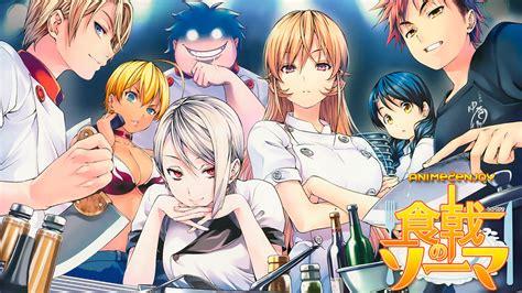 I Anime Food Wars by Shokugeki No Soma 80mb 720p Links