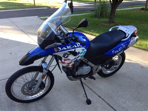 2001 bmw f650gs for sale 2001 bmw f 650 for sale used motorcycles on buysellsearch