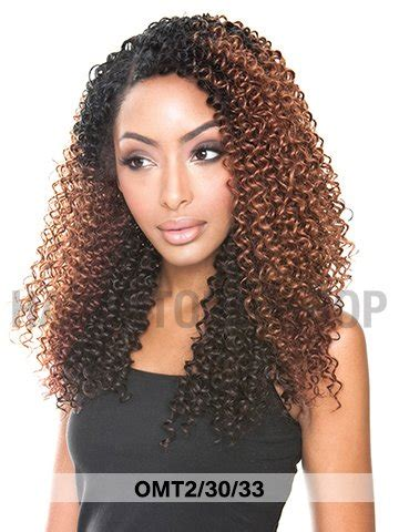 how to put in jerry curl weave mane concept enchantress ombre jerry curl bundle weave 3pcs