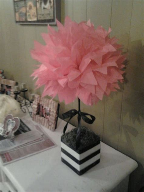 How To Make Tissue Paper Centerpieces - best 25 tissue paper centerpieces ideas on