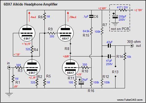 ipod audio capacitor bypass aikido headphone lifier