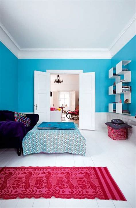 bright color bedroom ideas 50 bright and colorful room design ideas digsdigs