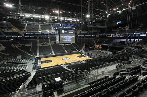 Residential Lighting Design barclays center structure steel institute of new york