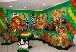 Decoration for kids room jungle party props jungle theme party