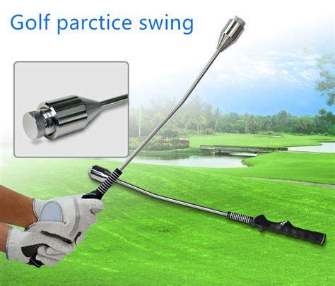 golf weighted swing trainer weight adjustable training golf warm up swing stick club