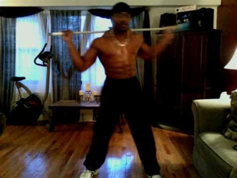 homemade workouts broom stick ab workout youtube