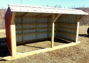 6 x12 steel portable livestock shed s 4 h