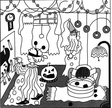 printable halloween hidden object pictures 5 best images of halloween seek and find printables