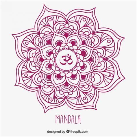 mandala tattoo vector mandala design vector free download