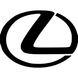lexus logo black black lexus icon free black car logo icons