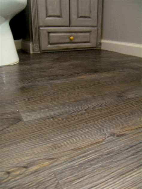 Peel And Stick Vinyl Flooring by Looks Like Wood Though And Feels So Clean Hardest