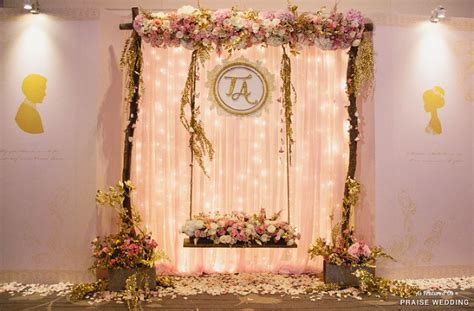 Lovely Wedding Reception Décor Swing Ideas ? WeddCeremony.Com