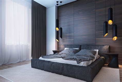 wood paneling in bedroom dark wood paneling interior design ideas