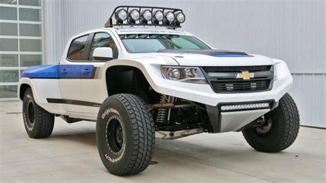 chevy prerunner truck chevrolet colorado prerunner build raptor offroad