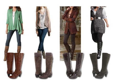 boots for fall winter from work to weekend