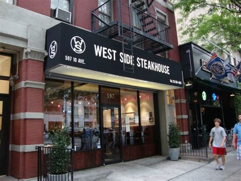 west side steak house west side steakhouse hell s kitchen new york ny yelp