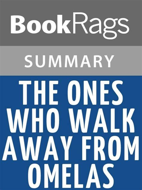 The Ones Who Walk Away From Omelas And Other Stories Omelas bol the ones who walk away from omelas by ursula k