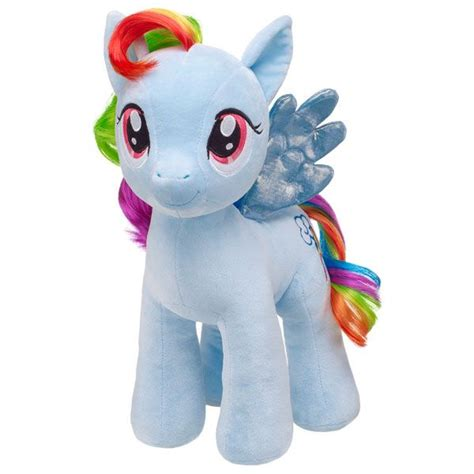 what can you make with pony you can make rainbow dash from my pony at build a