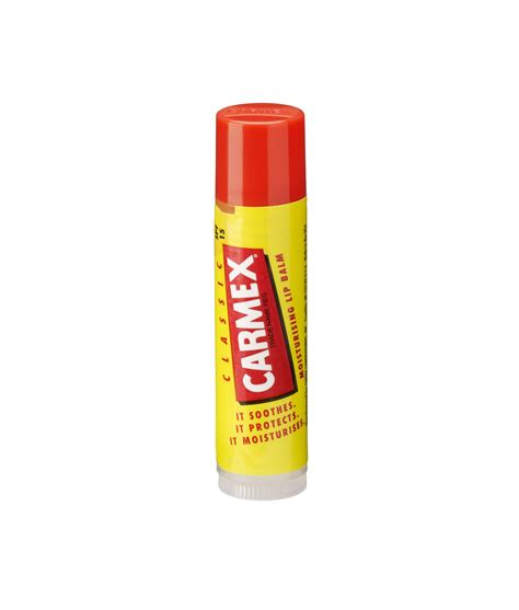 9 Of My Favorite Lip Products 2 by Carmex Lip Balm Click Stick Original 4 25g Graftons