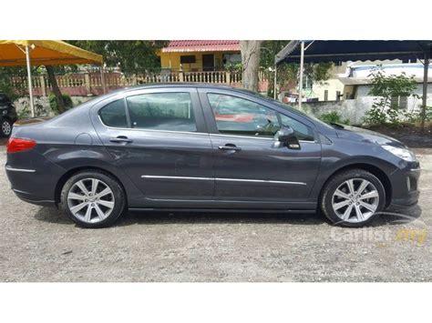 used peugeot 408 peugeot 408 2016 1 6 in kuala lumpur automatic sedan grey
