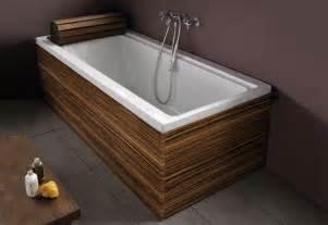 badewanne holzoptik badm 246 bel aus holz 50 moderne sets f 252 rs bad als inspirationen