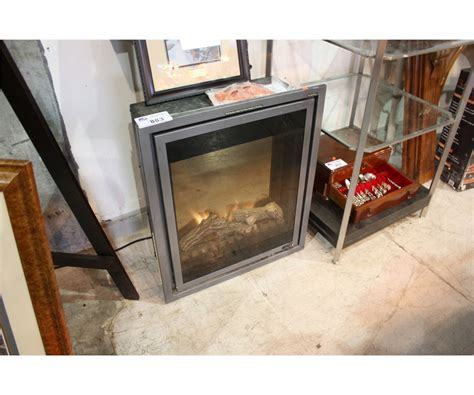 lennox electric fireplace insert able auctions