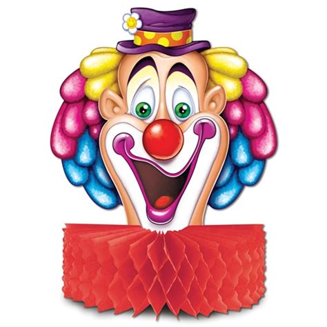 Clown Decorations by Circus Carnival Supplies Decorations Partycheap
