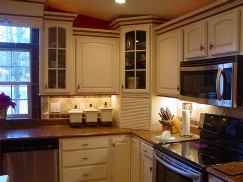 Single Wide Mobile Home Kitchen Remodel Ideas | 3 great manufactured home kitchen remodel ideas mobile