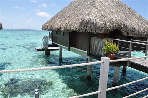 overwater bungalows moorea the heart shaped island the travel lady s blog