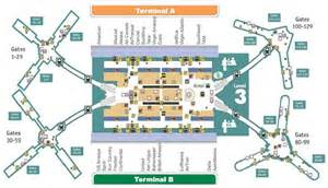 orlando florida airport map detailed map and information about the orlando