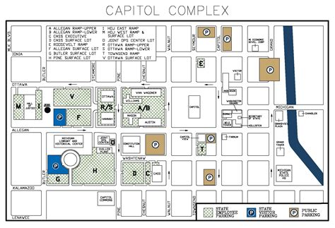 texas capitol complex map object moved