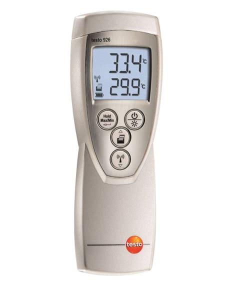 forni industriali per alimenti termometro testo 926 con sonda per forni alimentari zetalab