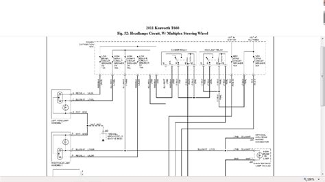 kenworth radio wiring wiring diagram with description