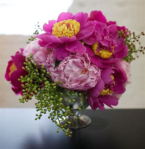 peony flower arrangement flower power 25 dazzling floral arrangements
