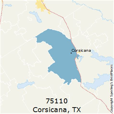 corsicana texas map best places to live in corsicana zip 75110 texas