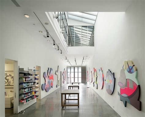 home design studio brooklyn kaws new brooklyn studio by masamichi katayama spoon