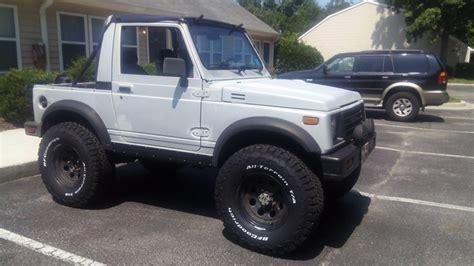 Suzuki Samurai Wheel Size 295 75r16 Silverado Autos Post