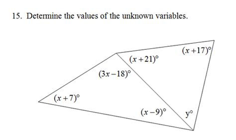 Exterior And Interior Angles Of A Triangle Worksheet by Triangle Interior Angles Worksheet Pdf And Answer Key Scaffolded Questions On This Topic