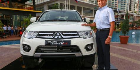mitsubishi pajero malaysia mitsubishi pajero sport vgt gl enhanced introduced in