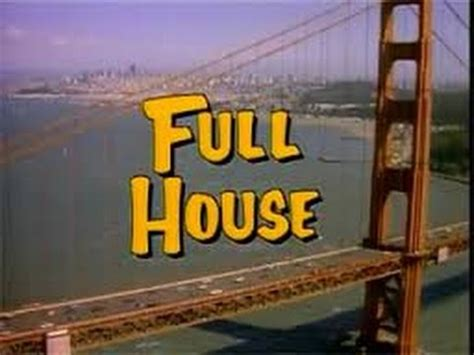 house intro music full house theme song acoustic cover youtube