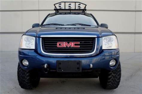 gmc envoy custom find used custom lifted 05 gmc envoy xl 4wd third row seat