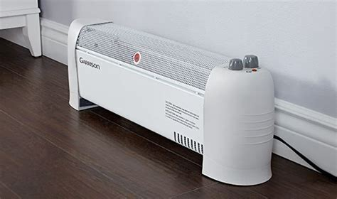 Radiant Baseboard Heaters Canada How To Choose A Space Heater Canadian Tire